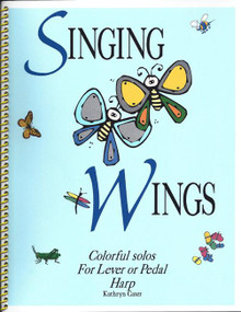 Singing Wings by Kathryn Cater