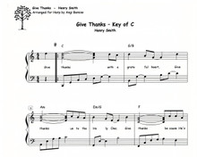 Give Thanks by Henry Smith / Angi Bemiss