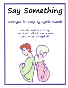 Say Something by Sylvia Woods