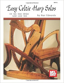 Easy Celtic Harp Solos by Star Edwards