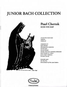 Junior Bach Collection by Pearl Chertok