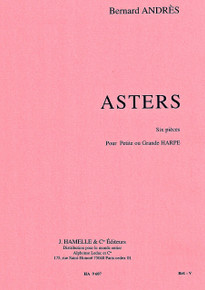 Asters by Bernard Andres