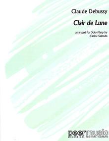Clair de Lune by Debussy / Salzedo