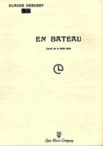 En Bateau by Debussy/ Renie