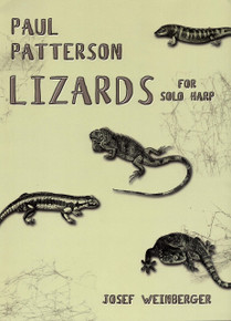 Lizards by Paul Patterson