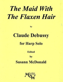 The Maid with the Flaxen Hair (La Fille aux Cheveux de Lin) by Debussy/ Susann McDonald