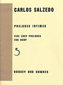 Preludes Intimes by Carlos Salzedo