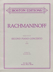Themes from the Second Piano Concerto by Rachmaninoff