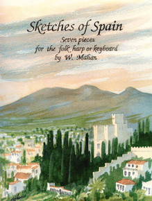 Sketches of Spain by W. Mahan