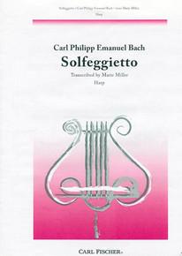 Solfeggietto by C.P.E. Bach