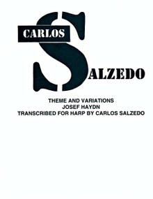 Theme and Variations by Haydn/ Salzedo