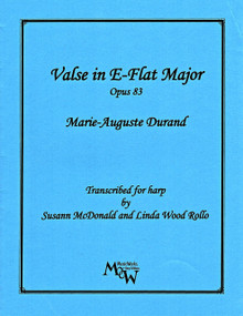 Valse in E-flat Major Op. 83 by Durand / McDonald