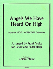 Angels We Have Heard on High by Frank Voltz