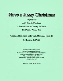 Have a Jazzy Christmas arr. by Louise Pratt