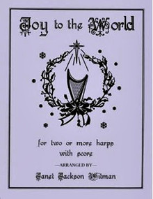 Joy to the World (for two or more harps) arr. by Witman