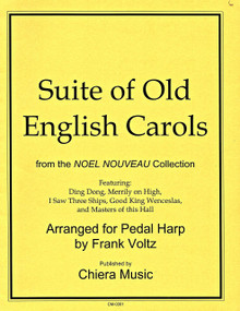 Suite of Old English Carols by Frank Voltz