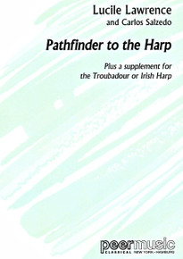 Pathfinder to the Harp by Lucile Lawrence and Carlos Salzedo