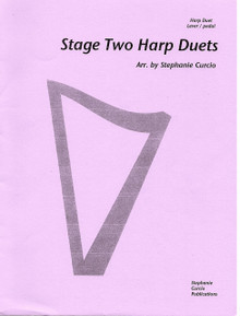 Stage Two Harp Duets by Stephanie Curcio