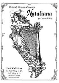 Nataliana for Solo Harp, 2nd ed