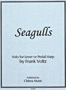 Seagulls by Frank Voltz