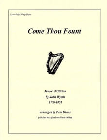 Come thou fount arr. by Pam Ohms