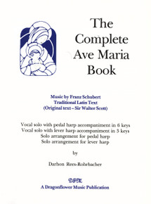 Complete Ave Maria Book by Schubert / Darhon Rees-Rohrbacher