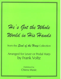 He's Got the Whole World In His Hands by Frank Voltz