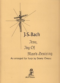 Jesu, Joy of Man's Desiring-solo by Dewey Owens / Bach