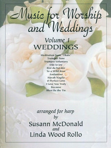 Music for Worship and Weddings, Volume 1 by McDonald / Wood