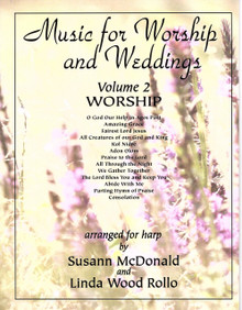 Music for Worship and Weddings, Volume 2 by McDonald / Wood