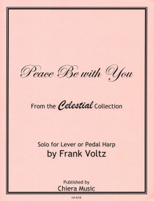 Peace Be with You by Frank Voltz