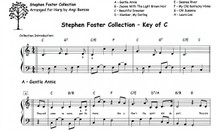 Stephen Foster Medley by Angi Bemiss