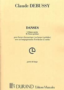 Danses Sacree et Profane by Debussy / Renie