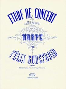 Etude de Concert Op. 193 by Godefroid