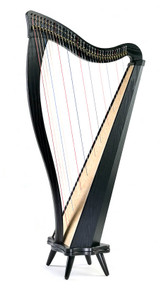 Dusty Strings Ravenna 34 - Build Your Harp