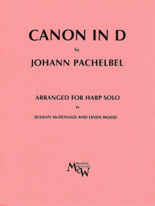 Canon in D arranged by Susan McDonald