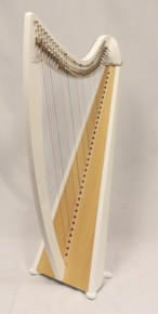 Camac Ulysses- 34 String Carbon Fiber Harp #S2131