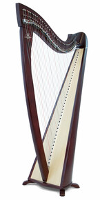 Camac Excalibur Mahogany Finish