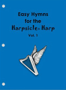 Easy Hymns for the Harpsicle Harp