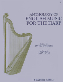 Anthology of English Music for the Harp by David Watkins