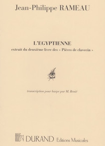 L'Egyptienne by Rameau / Renie