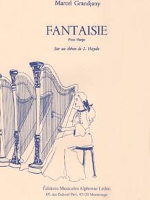 Fantasie sur un theme de Haydn by Grandjany
