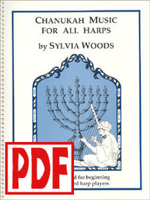 PDF Chanukah Music for All Harps