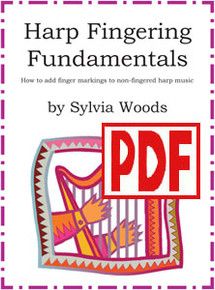 PDF Harp Fingering Fundamentals by Sylvia Woods
