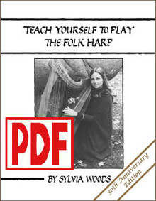 PDF Teach Yourself to Play the Folk Harp by Sylvia Woods