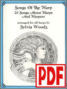 PDF Songs of the Harp by Sylvia Woods