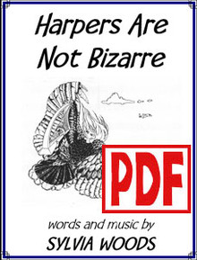 PDF Harpers are not Bizarre by Sylvia Woods