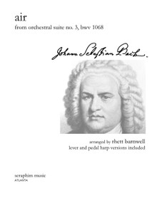 Air from Suite No. 3, J. S. Bach, arr. Rhett Barnwell