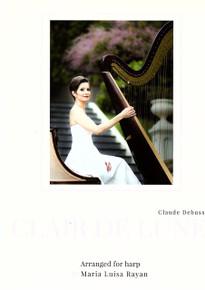 Clair De Lune by Debusyy, Arr. by Maria Luisa Rayan