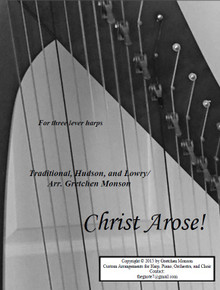 Christ Arose! for lever harps by Gretchen Monson - PDF Download